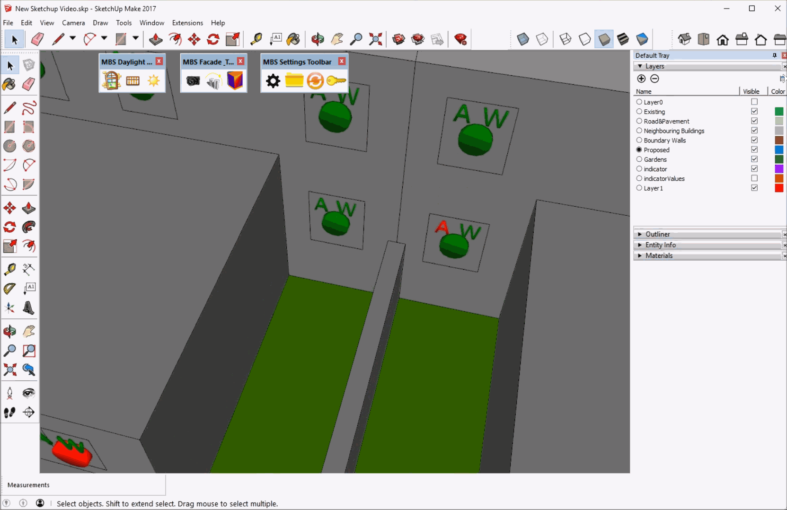 DAYLIGHT for SketchUp® - MBS Software MBS Software